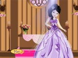 Estella Wedding Dress Up