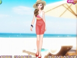 Color Of Summer Dress Up