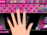 Draculaura\'S Manicure