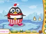 Cute Penguin Dress Up