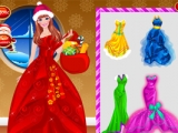 Barbie Christmas With Kids