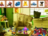 Colourful Bedroom Hidden Objects