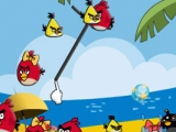 The angry bird challenge