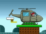 Mario open helicopter