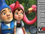 Gnomeo And Juliet Hidden Letters
