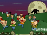 The zombie Armageddon Chinese version