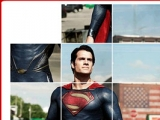 Man of Steel Sliding Puzzle