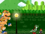 Mario And Yoshi Fast Run 2