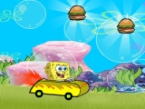 Spongebob Speed Car