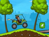 Crazy Golf Cart 2 RPG