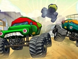 Now Playing Ninja Monster Trucks