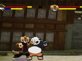 Kungfu Panda Heroes Fighting