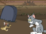 Tom And Jerry Graveyard Ghost