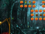Angry Birds Halloween Forest