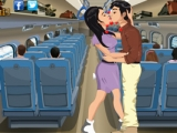 Express Train Kiss