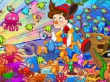 Hidden Objects Pinocchio
