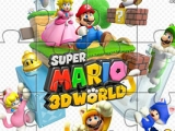 Super Mario 3D World Jigasw