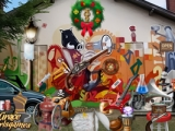 Street Art Hidden Objects