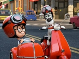 Hidden Letters Mr Peabody Sherman