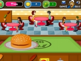 Hot Burger Shop