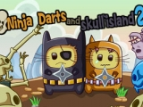 Ninja Darts And Skullisland 2