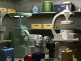Find The Objects In Lathe Shop