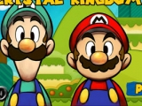 Mario Luigi Crystal Kingdom