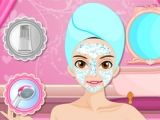 Hariet Princess Makeover