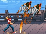 The King Of Fighters matchless Fighting