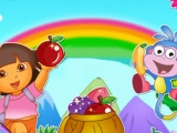 Dora Explorer Pick Fruit