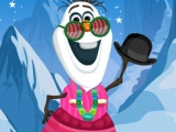 Frozen Olaf Fix At Press
