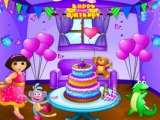 Dora Happy Birthday