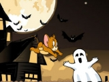 Tom And Jerry Halloween Ghost