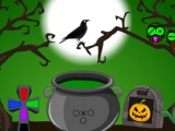 Halloween Trick Or Treat Escape 4