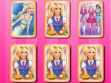 Barbie Memory Cards
