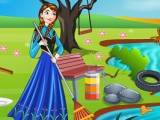 Princess Anna River Cleaning