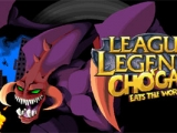 League Of Legends chogath Eats The World