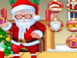 Super Santa Claus Dress Up
