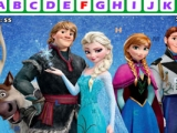 Frozen Hidden Alphabets