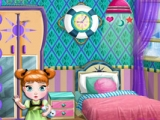 Baby Anna Room Decoration