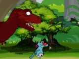 Oggy Flying Dinosaurs