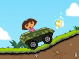 Dora Driving Armored Car